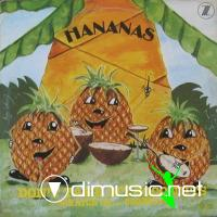 Hananas - Don't Take My Coconuts - Single 12'' - 1983