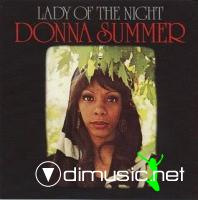 Donna Summer - Lady Of The Night LP - 1974