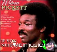 Wilson Pickett - If You Need Me: Greatest Hits LP - 1972