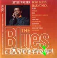 Little Walter - The Blus Collection: Boss Blues harmonica CD - 2010,
