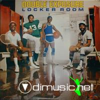 Double Exposure - Locker Room LP - 1979