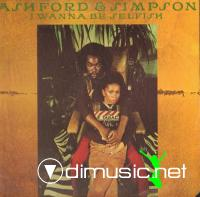 Ashford & Simpson - I Wanna Be Selfish LP - 1974
