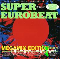Various Artists - Non-Stop Super Eurobeat Series 1990 (Beat Freak) Vol. 1-8