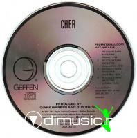 Cher - If I Could Turn Back Time (Promo CD Single) (Lossless)