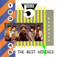 5 (Five) Star - The Best Remixes (Lossless) (1987)