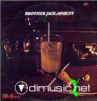 Jack McDuff - Gin & Orange LP - 1969