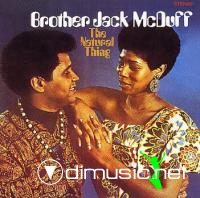Jack McDuff - The Natural Thing LP - 1968