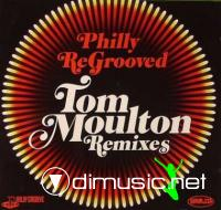 V.A. - Philly ReGrooved - Tom Moulton Remixes CD  Vol.1-2-3 - 2010-2013