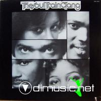 The Soul Train Gang - The Soul Train Gang LP - 1976