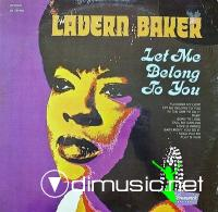 LaVerne Baker - Let Me Belong To You LP - 1970