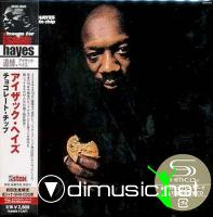 Isaac Hayes - Chocolate Chips LP - 1975 Reissued 2008Chocolate Chip