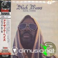 Issac Hayes - Black Moses LP - 1971 Reissued 1989