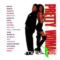 Pretty Woman VA OST CD - 1990