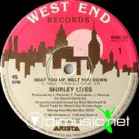 Shiley Lites - Heat You Up (Melt You Down) - 12