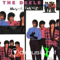 The Deele - Material Thangz LP (1985)