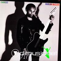 Marlon McClain - Changes (Vinyl, LP, Album) 1981