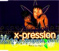 X-Pression - This Is Our Night (CDM) [1994]