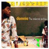 Donnie - The Colored Section CD - 2002