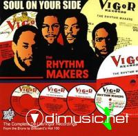 The Rhythm Makers - Soul On Your Side LP - 1976