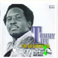 Tommy Tate - I'm So Satisfied (Complete Ko Ko Recordings) CD - 2007
