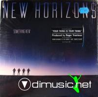 New Horizons - Something New LP - 1983