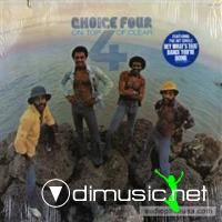 Choice Four - Just Let Me Hold YouFor A Night LP - 1976
