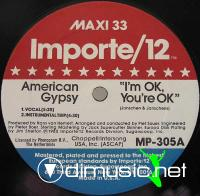 American Gypsy - I'm Ok, You're Ok - 12