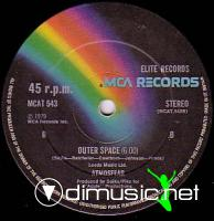 "Atmosfear - Dancing In Outer Space/Outer Space - 12"" - 1979"