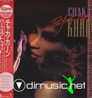 Chaka Khan - Perfect Fit - Japan Edit - LP - 1986
