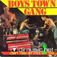 Boys Town Gang - Can't Take My Eyes Off You  - Single7'' - 1982