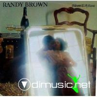 Randy Brown - Welcome To My Room LP - 1978