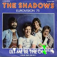 The Shadows - Let Me Be The One - 7