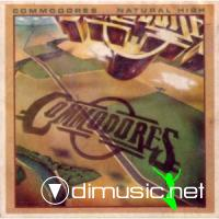 Commodores - Natural High LP - 1978