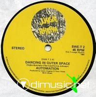 Automation - Dancin' In Outer Space - 12