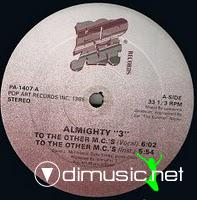 Almighty 3 - To The Other MC's - 12