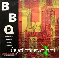 BB & Q Band - (I'm A) Dreamer - 12 Inches - 1986