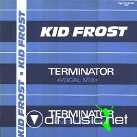 Kid Frost - Terminator - 12 Inches - 1985