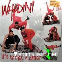 Whodini - Life Is Like a Dance - 12 Inches - 1987