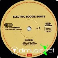 Electric Boogie Boots - Cheeky - 12