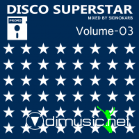 Disco SuperStar Volume-3 (Mixed by SidNoKarb)