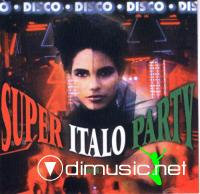 Various - Super Italo Party Medley MegaMix 2