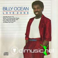 Billy Ocean - Love Zone LP - 19886