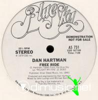 Dan Hartman - Vertigo/Relight My Fire - 12