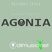Agonia Vol.2 (Mixed by SidNoKarb)