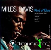 Miles Davis - Kind Of Blue LP - 1959 Reissued 2000