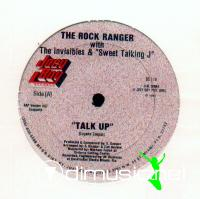 "The Rock Revenge/The Invisibles/Sweet Talking J. - Talk Up - 12"" - 1985"
