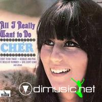 Cher - All I Really Want To Do LP - 1965