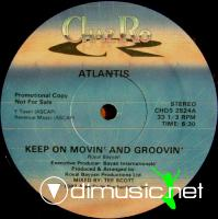 Atlantis - Keep On Movin' And Groovin' - 12