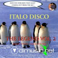 VA - The Legend of Italo Disco Vol 2