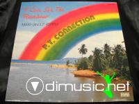 P.T.Connection - I Can See The Rainbow - Single 12'' - 1985